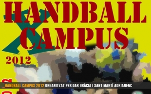X Handball Campus a Sant Iscle de Vallalta