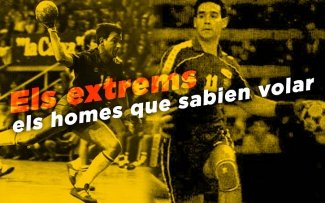 Els extrems, els homes que sabien volar